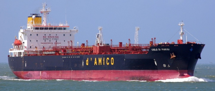 D Amico International Shipping Press Release