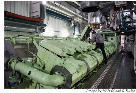 The Possibility To Retrofit Existing 18V48 60 Engines Two Stage Turbocharged Installations